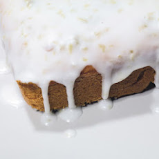 Glazed Lime Cake