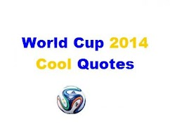 Screenshot of Brazil 2014: Coolest Quotes
