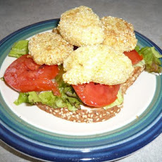 Amy's Pan-Fried Oyster Po'boys With Creole Mayo