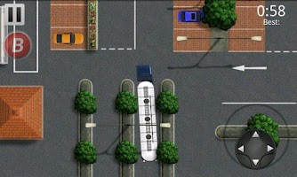 Screenshot of Parking Truck