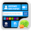 App GO SMS PRO WP8 Popup ThemeEX APK for Windows Phone