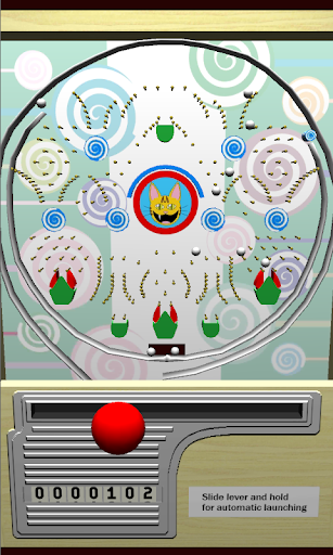 Vintage Pachinko - screenshot