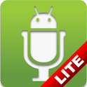 Dictadroid Lite Voice Recorder icon