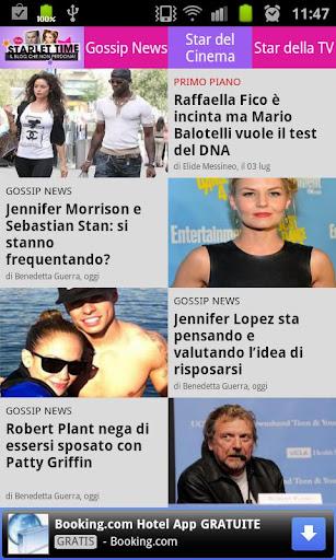 News di gossip italiano