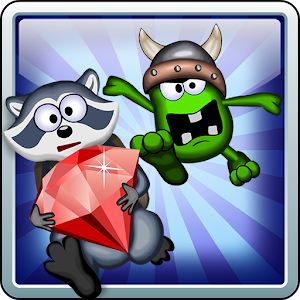 Cover art Dig And Run Raccoon!