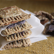 Raw Vegan Toaster Pastry