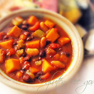 Butternut Squash Chili