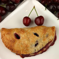 Fresh Cherry Turnovers