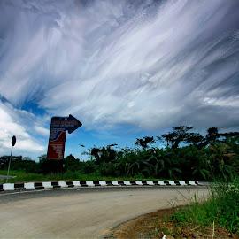 by Bangun Usahari - City,  Street & Park  Street Scenes