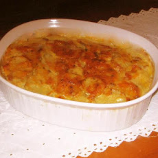 Grandma's Famous Potatoes Au Gratin (Made Easy)