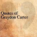 Quotes of Graydon Carter APK Image