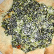 Swiss Chard (Or Spinach) Pie
