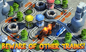Screenshot of Train Crisis Plus