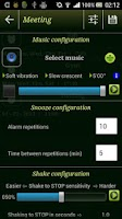 Screenshot of Colorful alarm (Alarm clock)