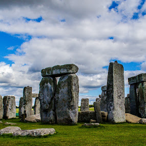 Stonehenge by Jennifer Tsang - Buildings & Architecture Statues & Monuments ( uk, stonehenge, monument )