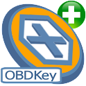 OBDKey Fault Code Reader icon