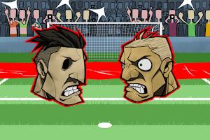 Screenshot of Football Penalty World Cup