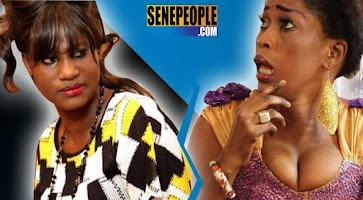 Screenshot of Series Sénégalaises