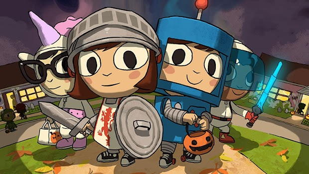 Costume Quest 2 announced, Double Fine's first sequel