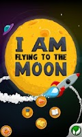 Screenshot of Fly to the Moon!