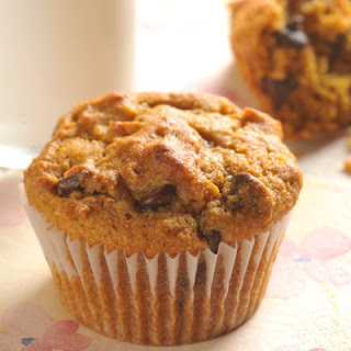 Kid's Favorite Chocolate Chip Muffins