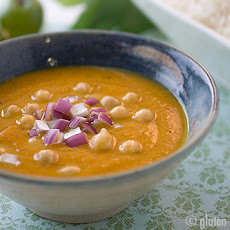 Mulligatawny Soup Recipe with Jasmine Rice