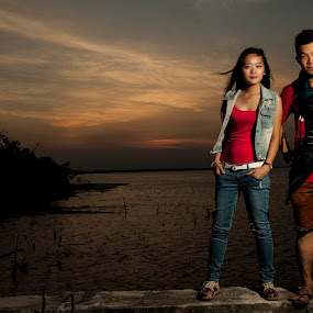 by Indra Kurniawan - People Couples