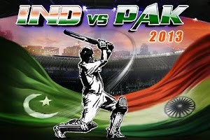 Screenshot of India vs Pakistan 2013 Trial