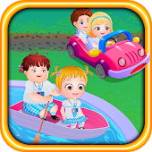 Download Baby Hazel Learns Vehicles APK on PC