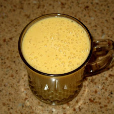 Pumpkin Pineapple Smoothie