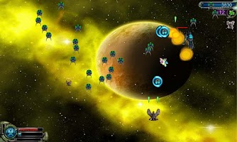 Screenshot of Star Fighter