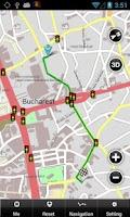 Screenshot of Bucharest Map