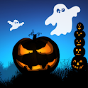 Halloween Ghosts Live Popper icon