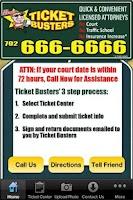 Screenshot of Ticket Busters