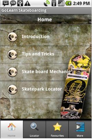 GoLearn Skateboarding