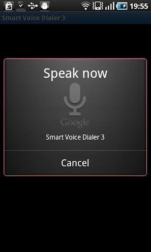 Smart Voice Dialer 3