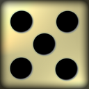 Dice Game mobile app icon
