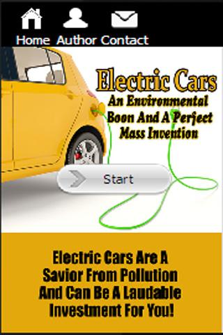 Electric Car Craze