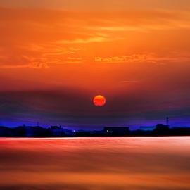 by Eliezer  ''Dong'' Quilang - Landscapes Sunsets & Sunrises (  )