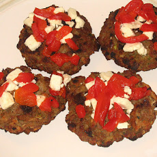 Meatloaf Muffins With Stove Top Stuffing