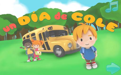 西班牙語為兒童 - 一所學校的一天