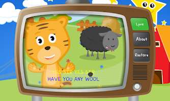 Screenshot of World Kids Song 01