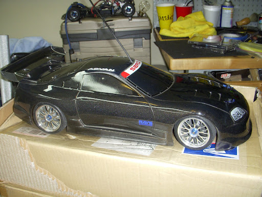 1994 GT35R Single Supra