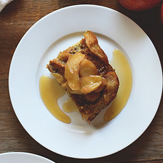 Apple French Toast Bake