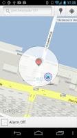 Screenshot of iNap: GPS travel alarm clock