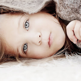 Crystal eyes by Lucia STA - Babies & Children Child Portraits