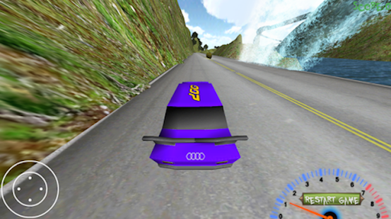 Thrill N Race - screenshot
