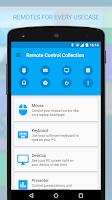 Screenshot of Remote Control Collection