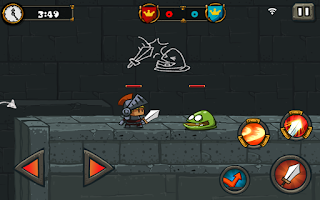 Screenshot of Oh My Heroes!