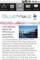 Screenshot of Blue Mule Vacation Condos